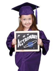Headstart Astronaut